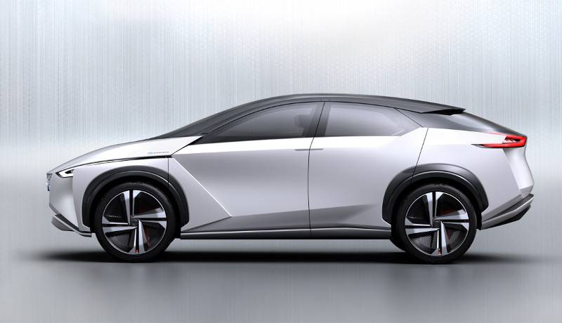 Nissan Plant 4 Elektroautos Bis 2022