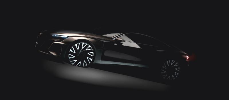 e-tron GT: Audi kündigt Elektrosportwagen an