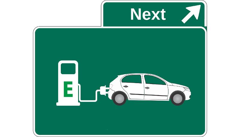 Schweiz Elektroauto Schnellladeinfrastruktur Wächst