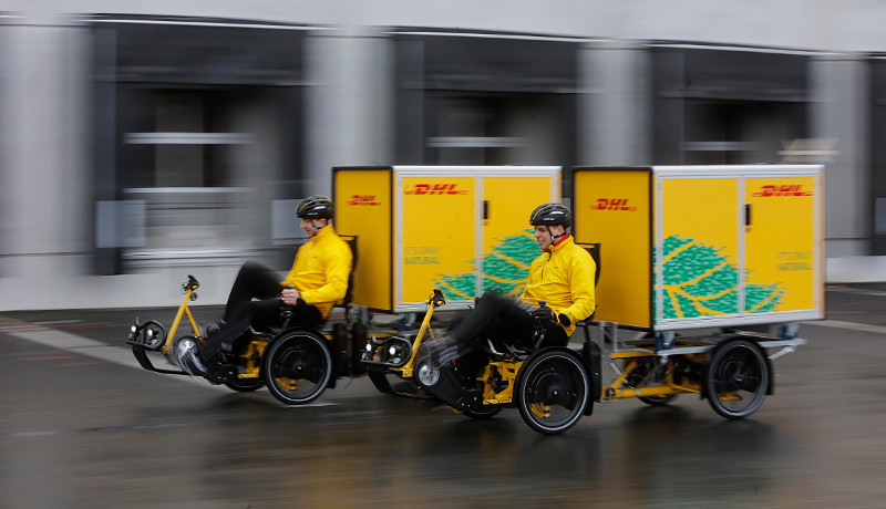Letzte Meile: innovatives Logistik-Pilotprojekt in Berlin gestartet