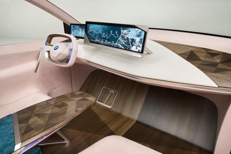 elektroauto-zukunft: bmw vision inext feiert weltpremiere in los angeles