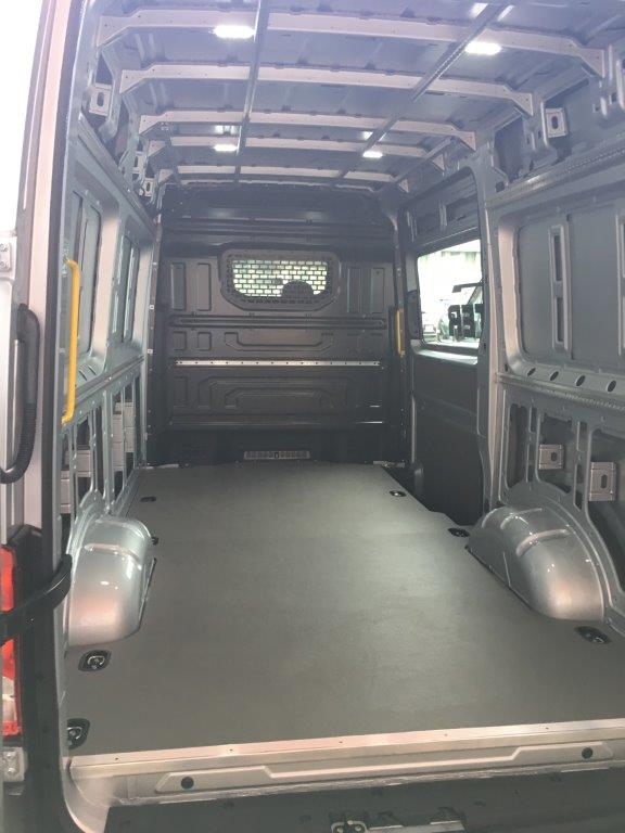 VW e-Crafter Laderaum