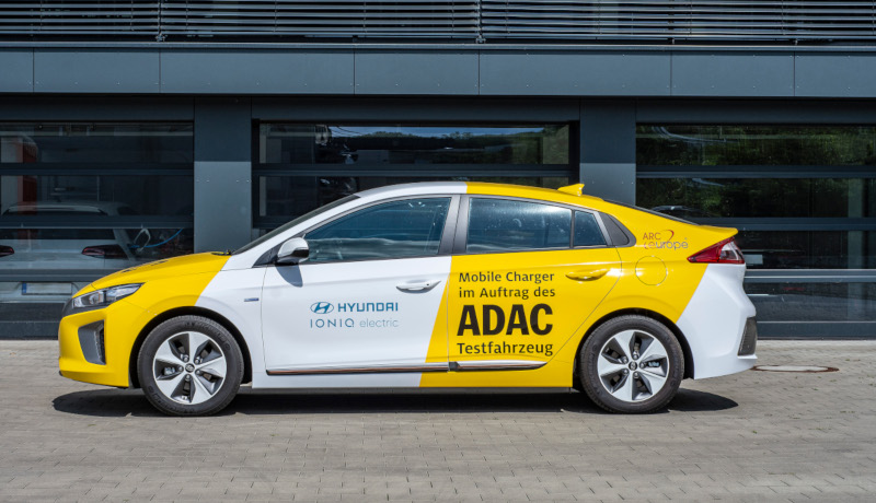 Mobile Charger: ADAC testet mobiles Laden