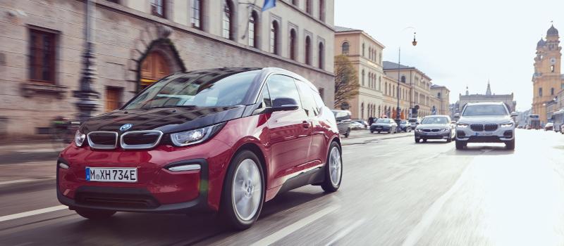 Bmw Liefert Im Februar Weniger Elektroautos Aus