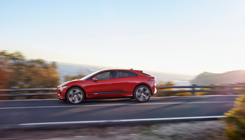 Wochenrückblick KW12: Jaguar I-Pace +++ E-Bike-Million +++ E-Autos in NRW