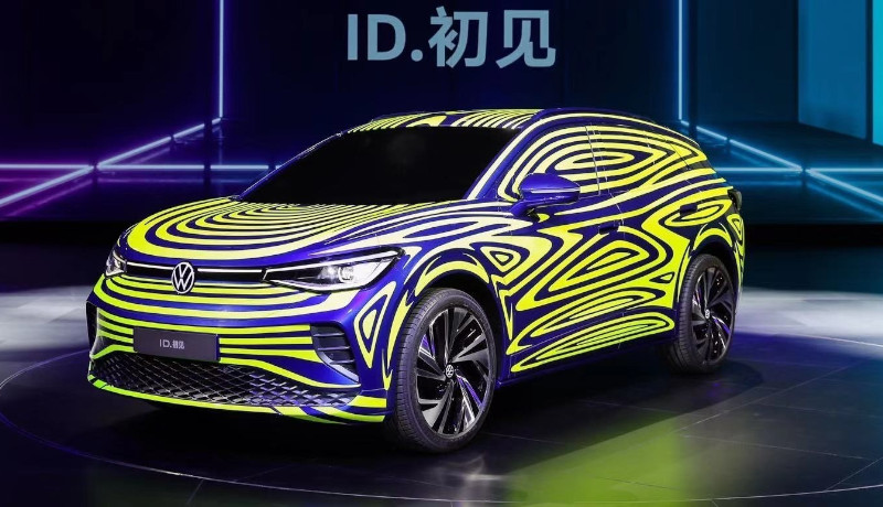 Die Produktion des ID.Next soll Ende 2020 in China starten.