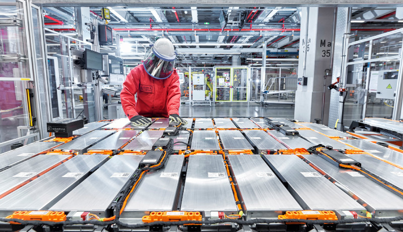 Global Battery Alliance arbeitet an Siegel für fair produzierte Batterien