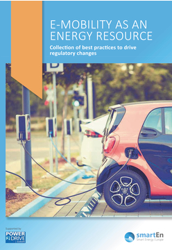 "Die Fachpublikation ""Emobility as an Energy Resource"" steht ab sofort zum Download bereit"