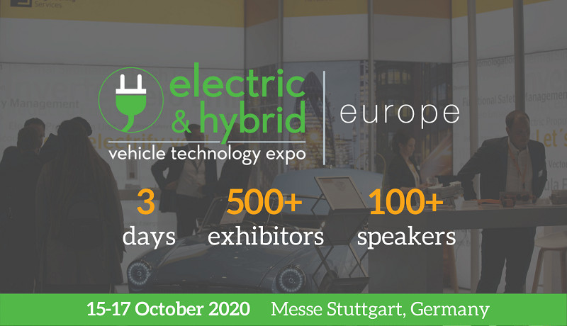 Battery Show Europe and The Electric & Hybrid Vehicle Technology Expo in Stuttgart