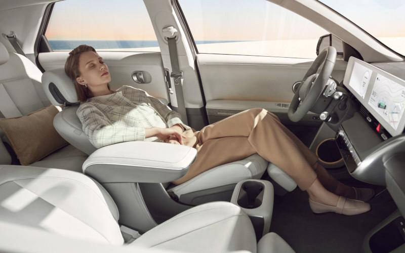 2021 02 24 Hyundai Ioniq 5 Interieur