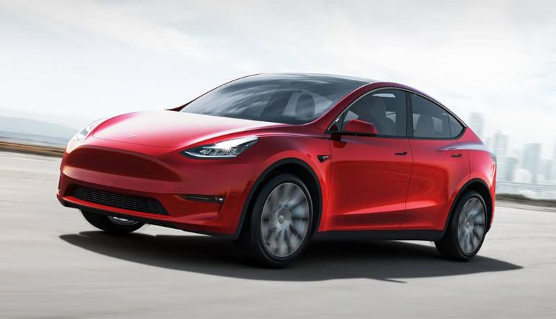 Tesla: Fast 500.000 E-Autos 2020 ausgeliefert, über 500 ...
