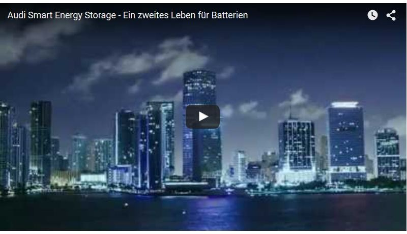 Video: From street to grid – Smart Energy Storage