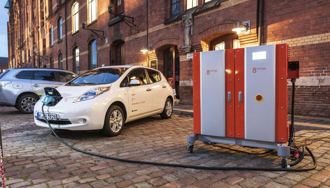 Nissan steigt in Vehicle-to-Grid-Markt ein