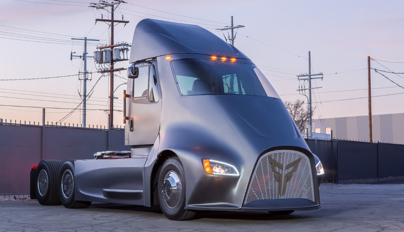 ET-One: Thor Trucks macht Tesla Konkurrenz
