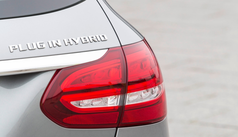 Mercedes-Benz C 350 PLUG IN HYBRID