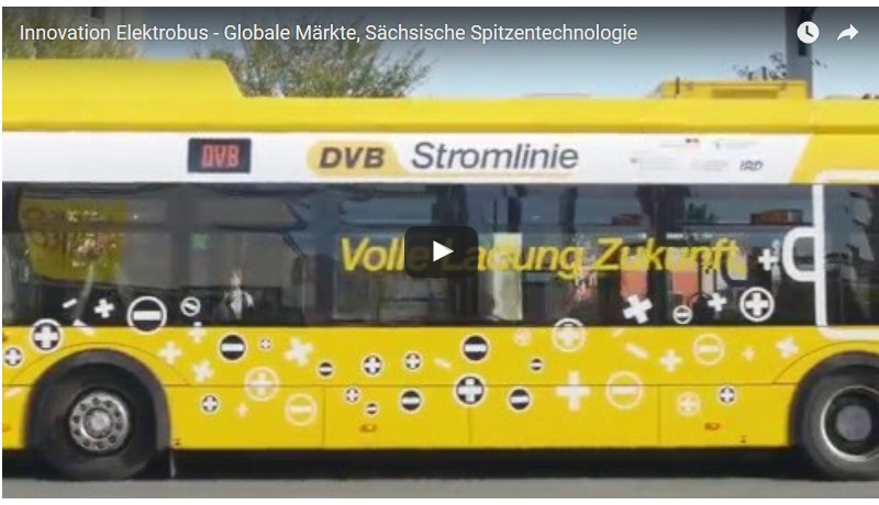 Video: Elektromobiler ÖPNV made in Sachsen