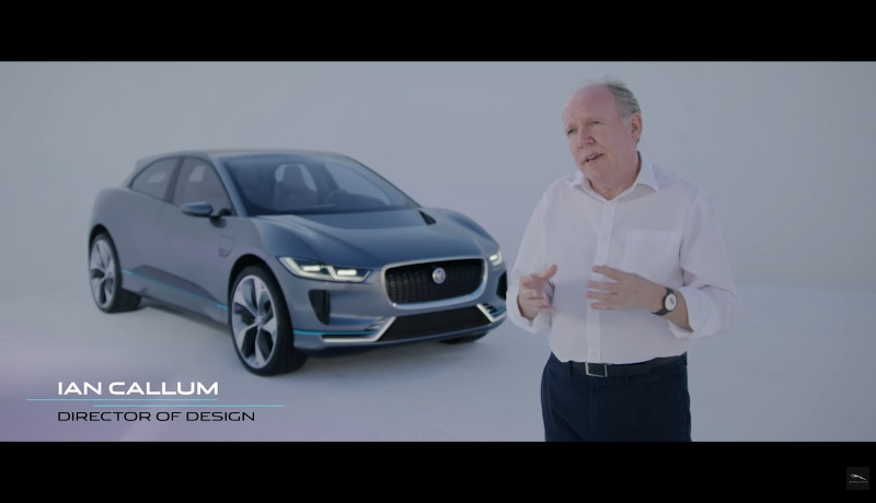 Video: Der Jaguar I-PACE Concept im Design-Check
