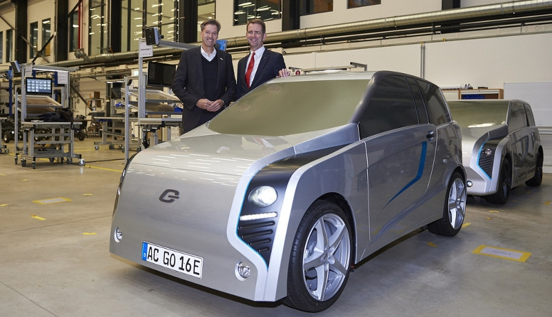 e.GO Mobile: Bosch kooperiert mit innovativem Elektroauto-Startup