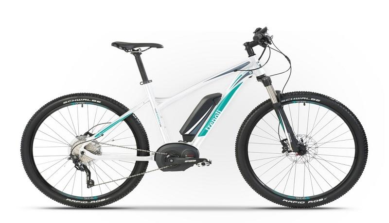 Neues Elektro Mountainbike Für Frauen Erhältlich