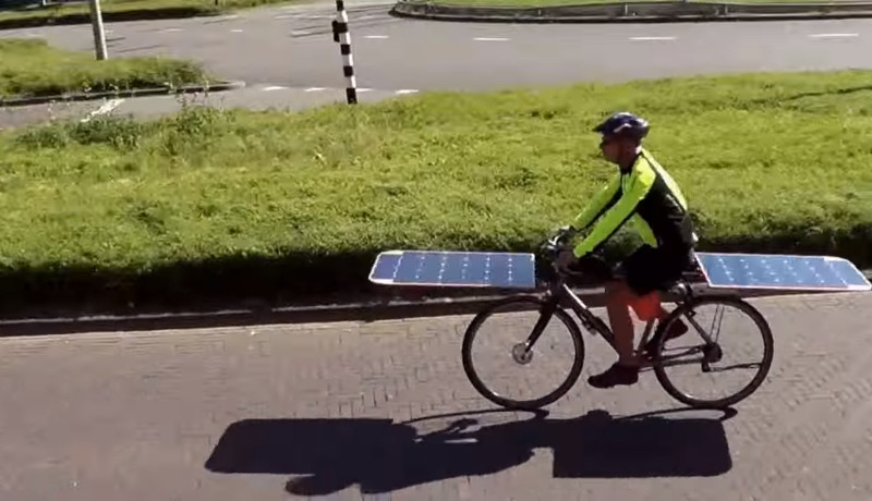 Video: Solar-E-Bike Maxun One – gute Idee?
