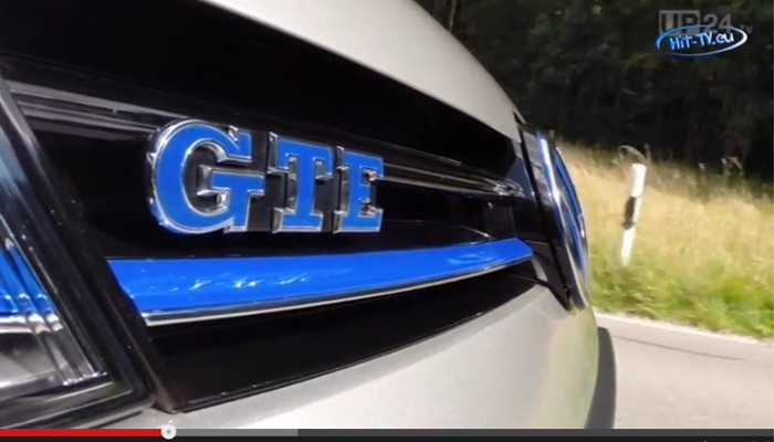 Golf GTE: Plug-in-Hybrid mit Sportler-Gen (Video)