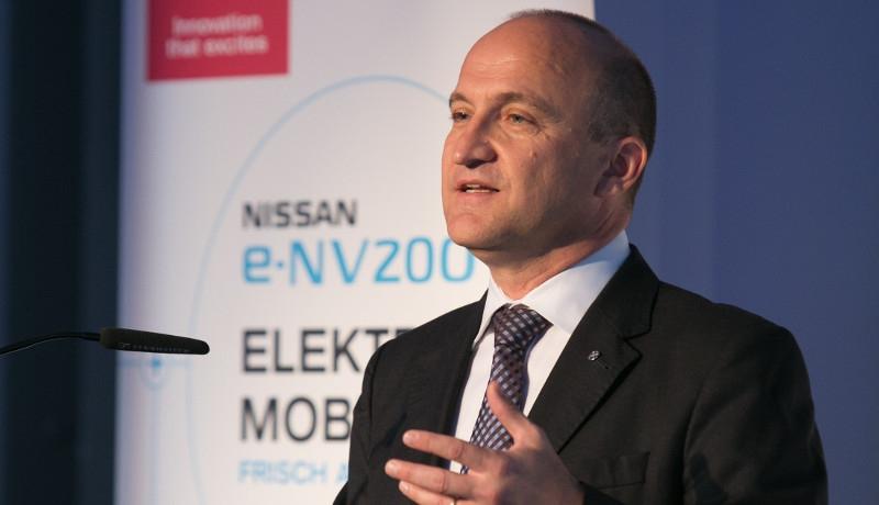 elektroauto-kaufprämie: nissan fordert staffelung und
