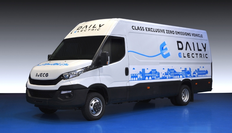 Der neue Iveco Daily Electric