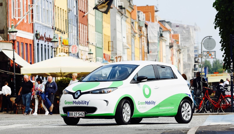 """Internationales E-Carsharing"" mit 450 Renault ZOE startet in Kopenhagen"