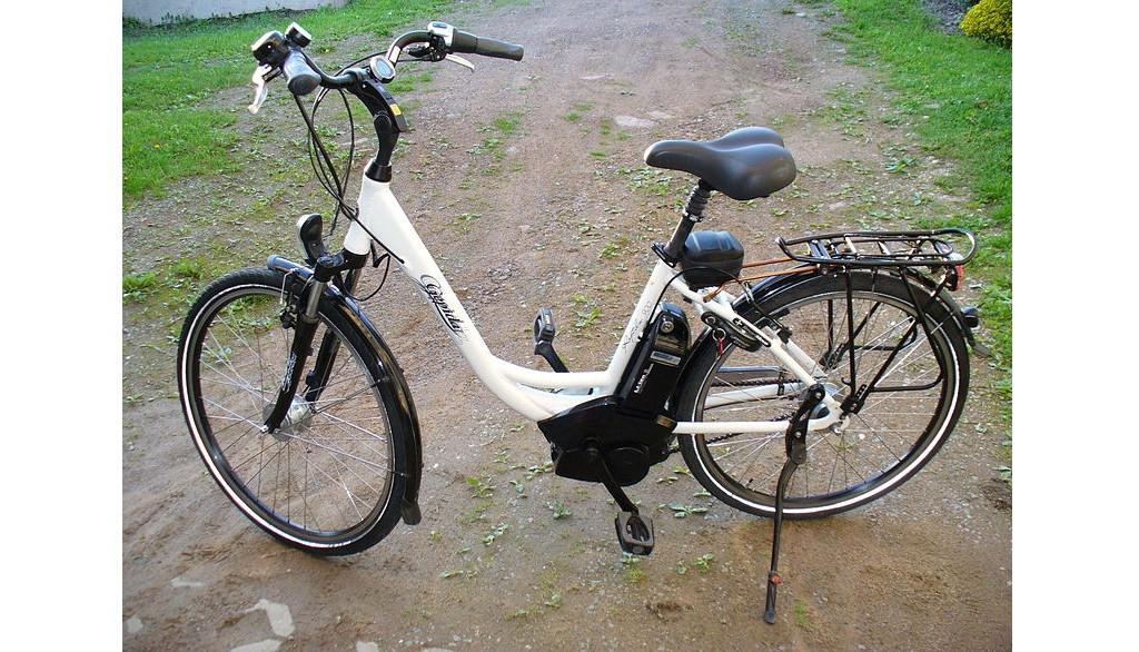 hymer bringt 2 generation seines e bikes. Black Bedroom Furniture Sets. Home Design Ideas