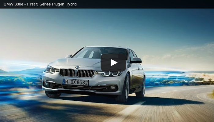Video: BMW 330e Plug-in-Hybrid