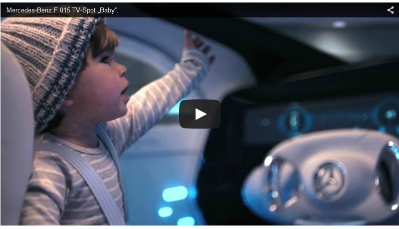 "Autonomes Fahren: ""Baby you can drive my car"" (Video)"