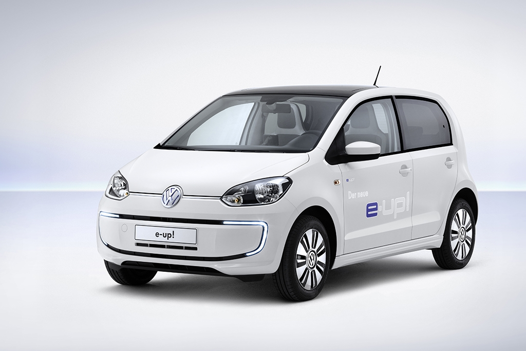 Der VW e-up!