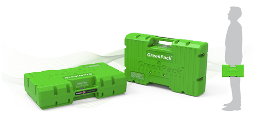 GreenPack mobile energy solutions Gmbh